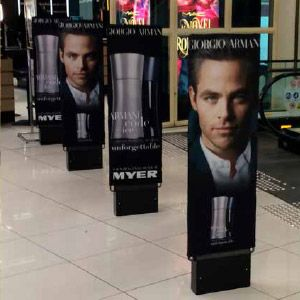 Georgio Armani SecuritySkin in Department Store