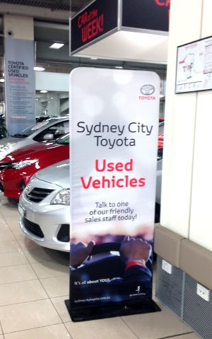Sydney City Toyota Used Car Quikskin
